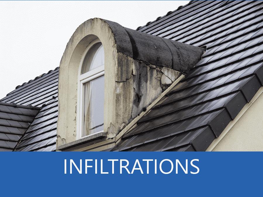 expertise infiltrations 88, expert infiltration Saint-Dié, cause infiltration Epinal, réparation infiltration Les Vosges,