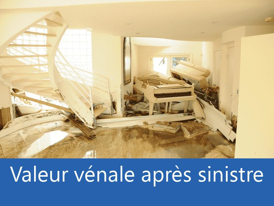 valeur vénale après sinistre Les Vosges, valeur dégâts après sinistre 88, avis valeur sinistre Saint-Dié,